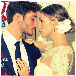 Belen Rodriguez e Stefano De Martino sono marito e moglie (guarda le ...