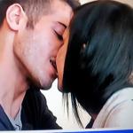 aldo e stefania bacio