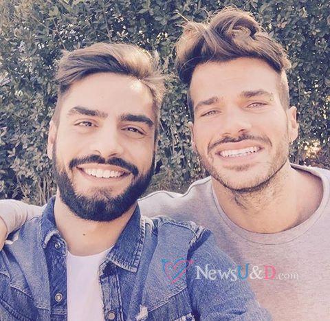 """Intervista esclusiva a Claudio e Mario: """"Di Mario mi è piaciuta inizialmente la sua… Non siamo sdolcinati fra noi bastano…"""""""