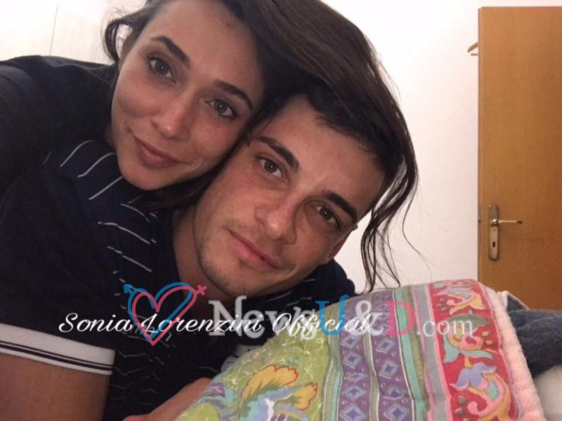 Sonia Lorenzini ed Emanuele Mauti scrivono dei messaggi dopo la scelta
